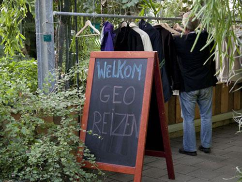 Georeizen Reunie 2014—bord