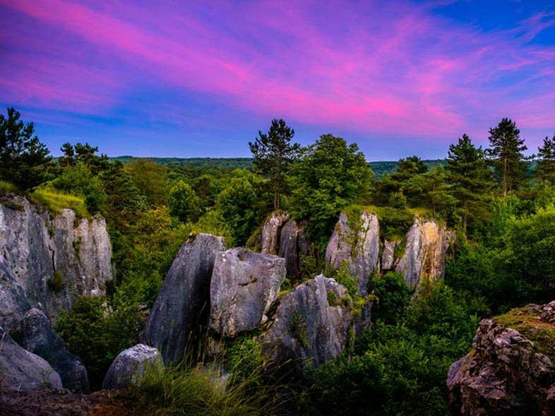 Ardennen – Paleozoïsche Fenomenen