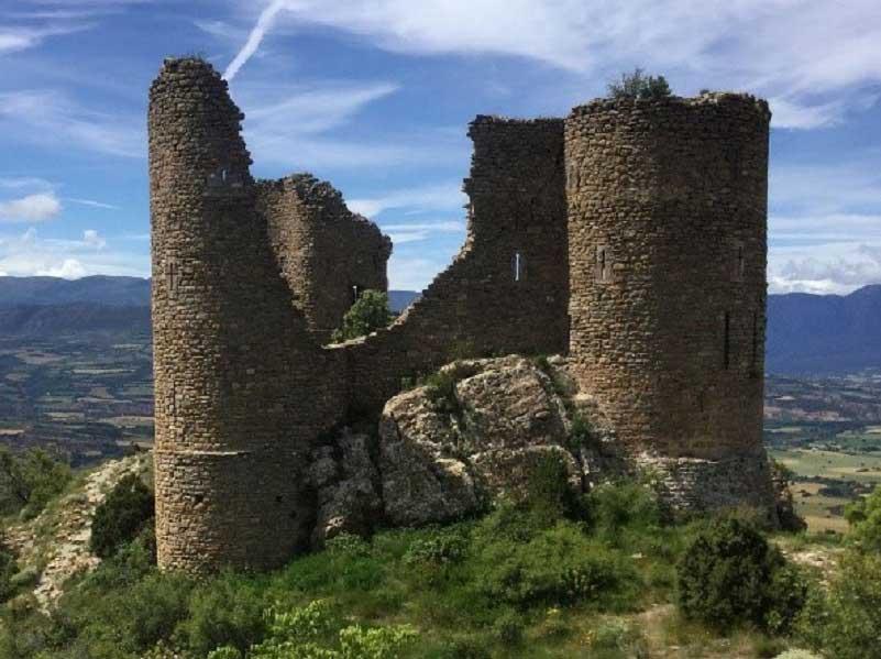 Zuid-Pyreneeën – Bekkensedimentologie En Gebergtevorming